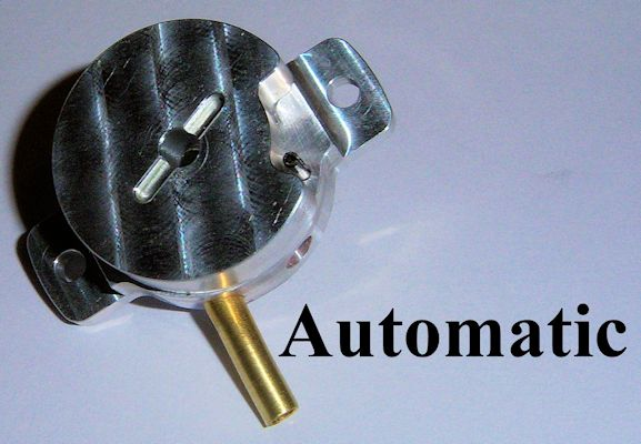 Solid Aluminum Automatic Switch
