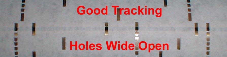 Image of Good Tracking