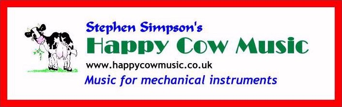 Visit the Happy Cow Music website - Click Here!