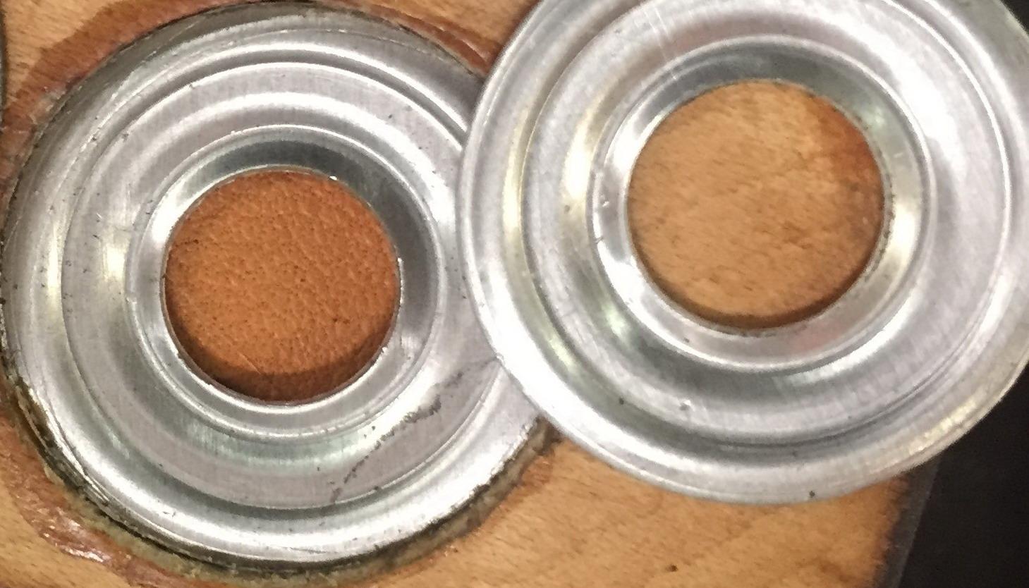 Simplex Exhaust Valve Plates