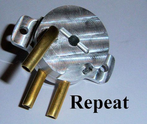Solid Aluminum Repeat Switch