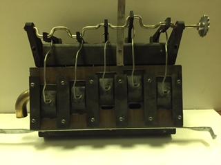 Aeolian (Modern) Air Motor Manifold/Block