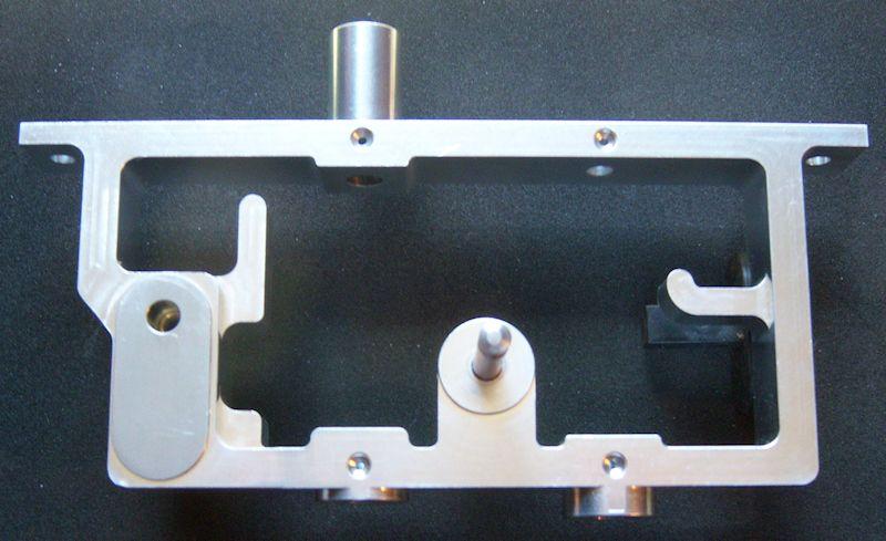 Aluminum Ampico Transmission Frame