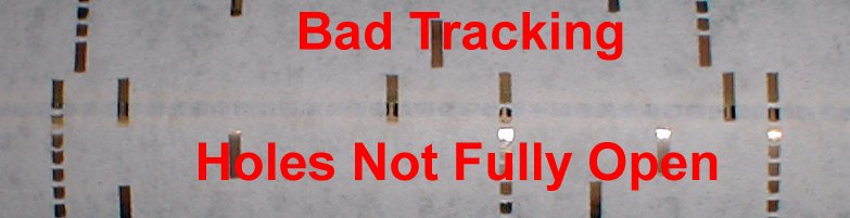 Image of Bad Tracking