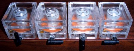 modern Aeolian Plastic Block Valves