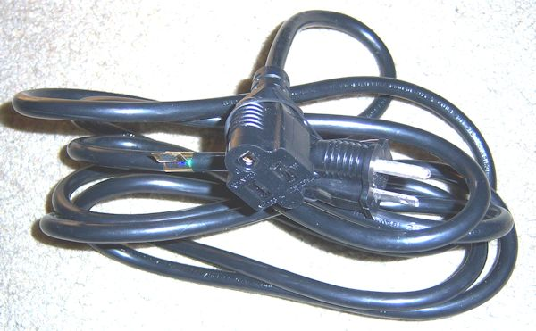 Aeolian Power Cord
