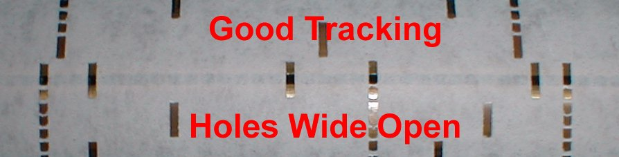 Image of Good Tracking
