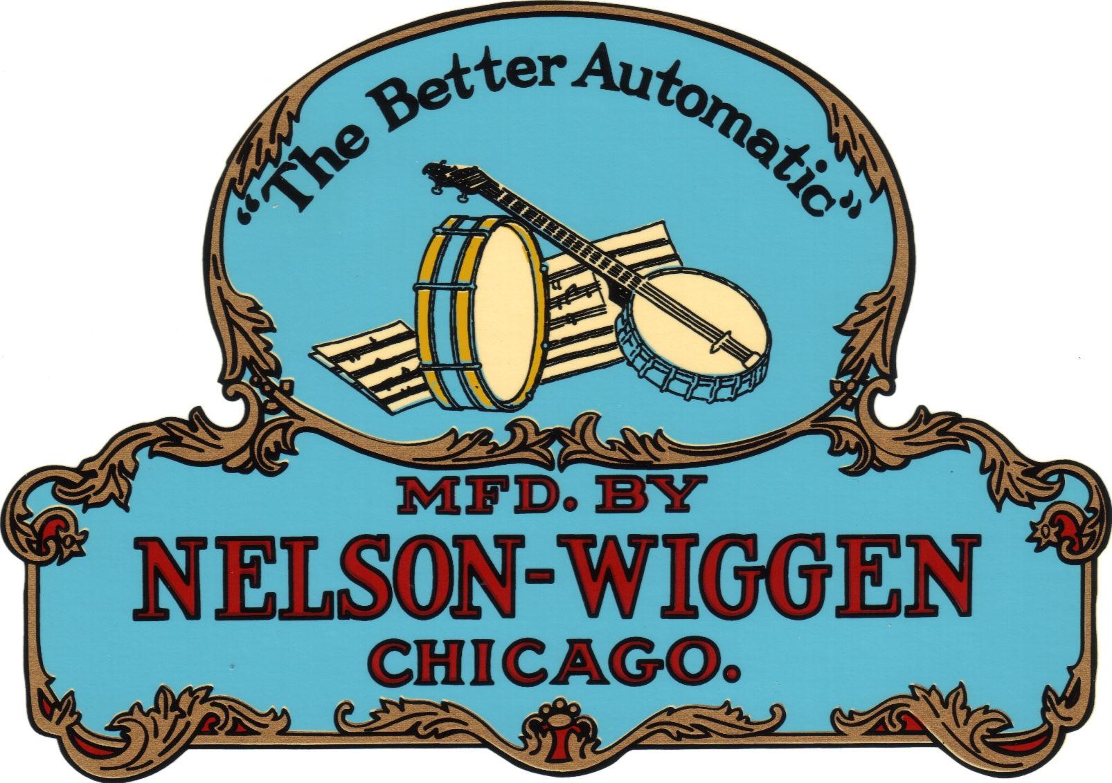 Nelson-Wiggen Decal