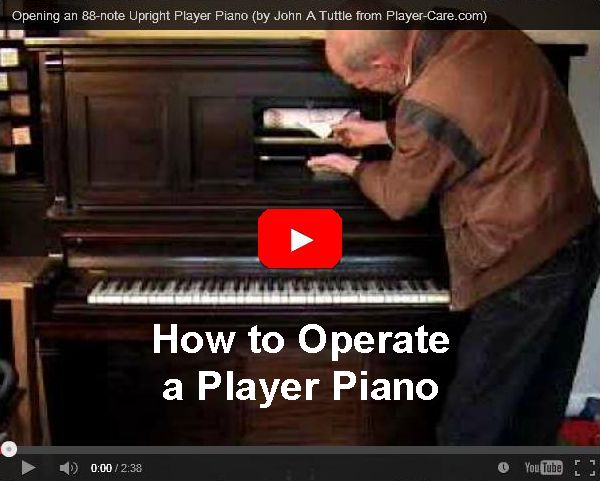 link to video about opening a player piano